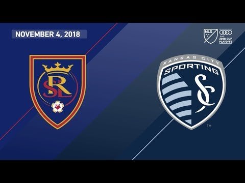 HIGHLIGHTS: Real Salt Lake vs. Sporting Kansas City  | November 4, 2018