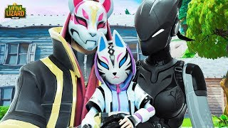 DRIFT & LYNX HAVE A DAUGHTER!!! - Fortnite Season X