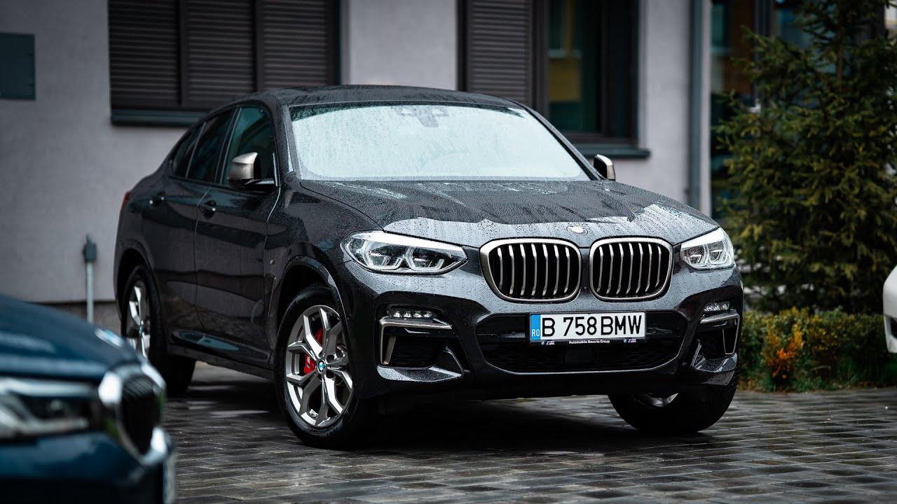 BMW X4 M40d - Combo între SUV și coupe - Cavaleria.ro