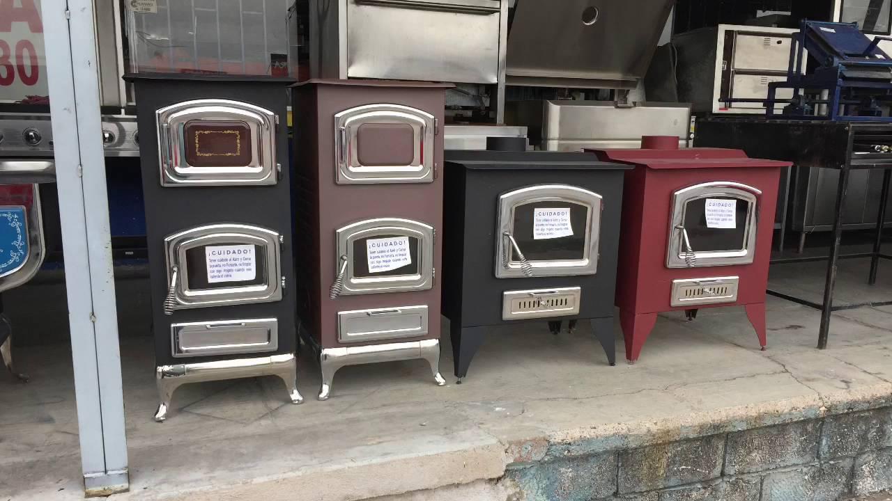 Chimeneas de le a menonitas calentadores y estufas www - Youtube chimeneas lena ...