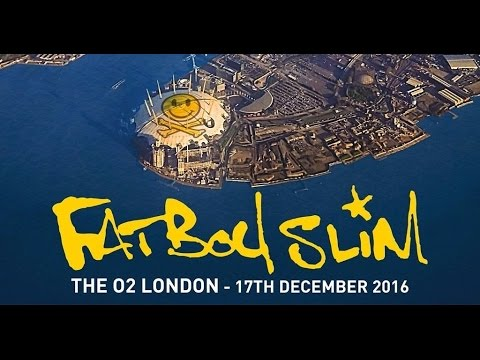 Fatboy Slim 360 @ The O2 (London) 17-12-2016