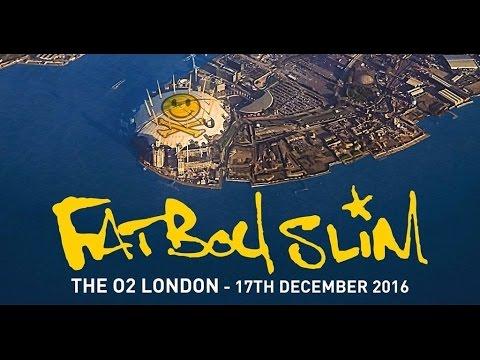 Fatboy Slim 360 @ The O2 (London) 17-12-2016