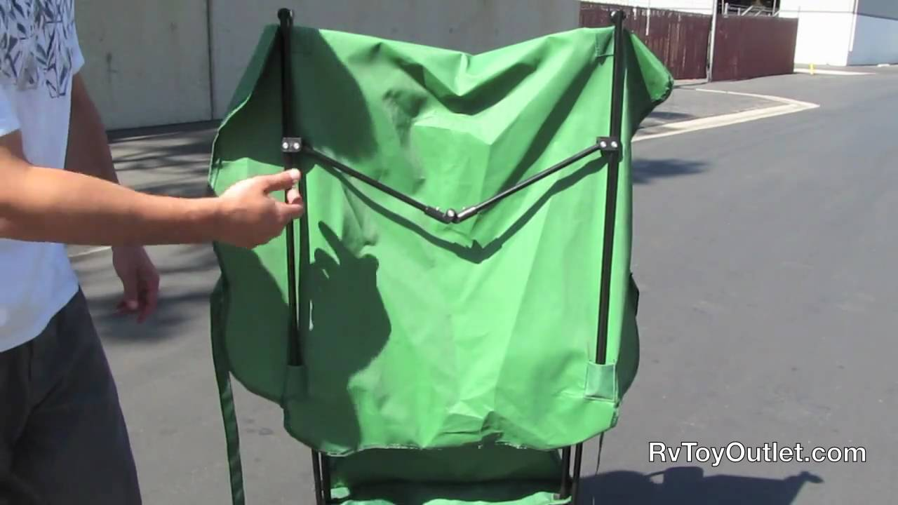 RvToyOutlet.com - How to Assemble Your Folding Canopy Chair & RvToyOutlet.com - How to Assemble Your Folding Canopy Chair - YouTube