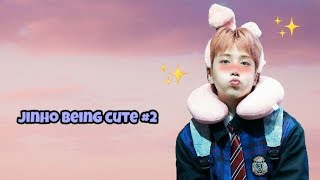 JINHO BEING CUTE FOR 5 MINUTES #2