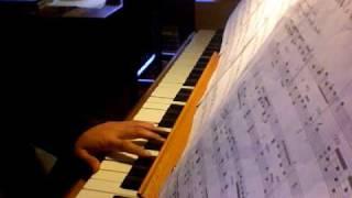 Aldrig ska jag sluta älska dig - piano