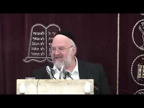 הרב ברוך רוזנבלום   פרשת בחוקותי ה׳תשע״ט
