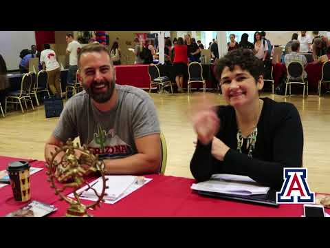 University of Arizona Study Abroad Fair 2017