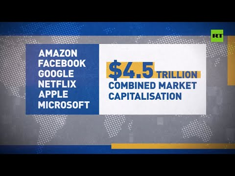Silicon Six: How Amazon, Facebook & others dodged $100BN in taxes