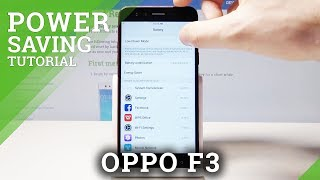 How to Enable Power Saving Mode in OPPO F3 - Battery Saver screenshot 3