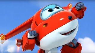 Супер Крылья: Джетт и его друзья - 1 серия - Мультфильм про самолеты (Super Wings на русском)