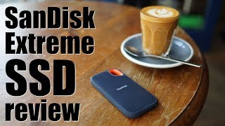 SanDisk Extreme SSD review - BEST portable backup!