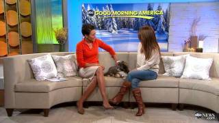 Cloning Animals:  Woman Brings Cloned Dog, Discusses Pros and Cons on GMA'