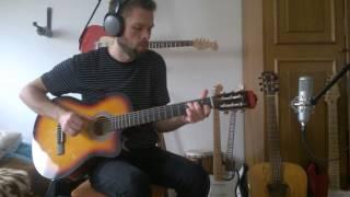 Europa - Carlos Santana - fingerstyle cover