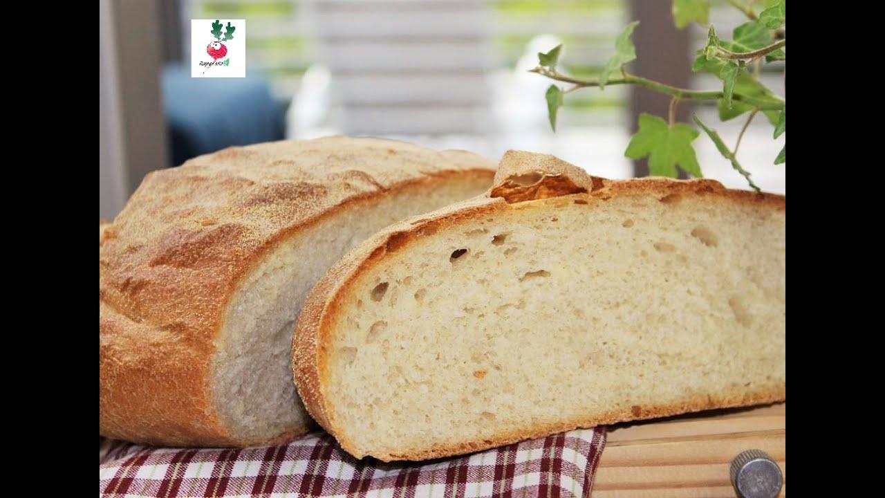 PANE INTEGRALE FACILE E VELOCE  FARINA Tipo 1 ricetta  pane MORBIDO soft bread