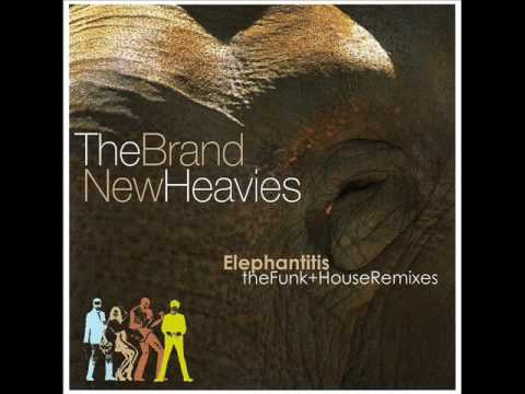 All Fired Up - The Brand New Heavies