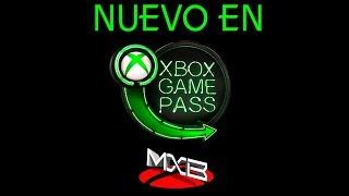 ¡¡nuevo En Xbox Game Pass!!