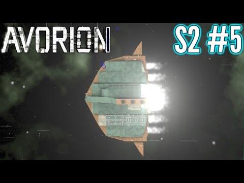 Avorion | Shielded Fish! | Ep5 S2 | Avorion Gameplay