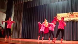 Vaishnavi Priya Shreya and Nuri - Dance performance