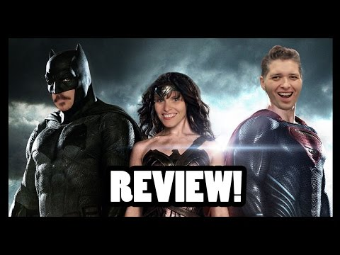 Batman V Superman: Dawn of Justice Review! - Cinefix Now