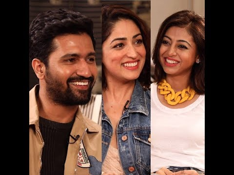 Vicky Kaushal, Yami Gautam talk to Atika Farooqui on Army life and URI | Interview