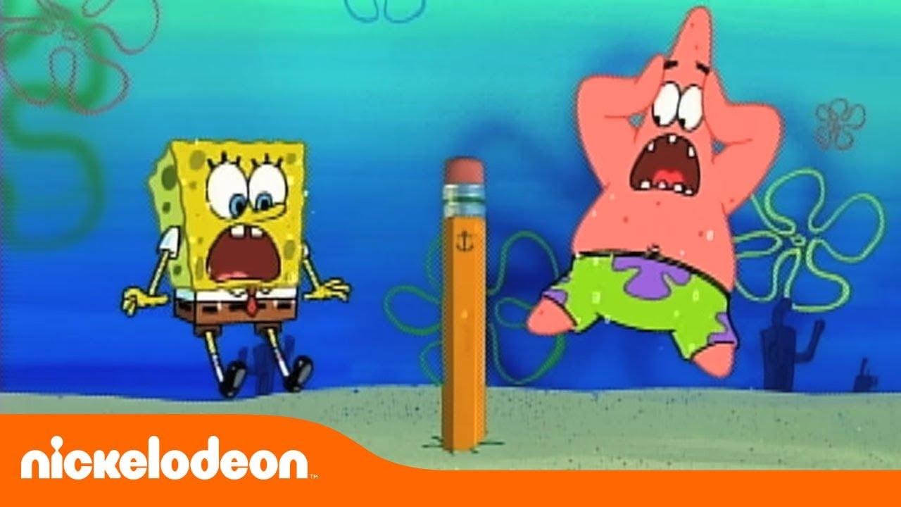 Bob Esponja Lápiz Mágico Nickelodeon En Español Youtube