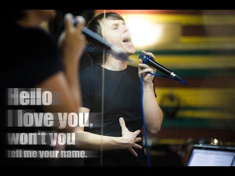 "FBI music project - Hello, I Love You ""The Doors"" (Репетиция)"