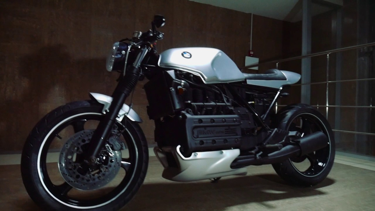 bmw cafe racer k1100 k100 motoizevro youtube. Black Bedroom Furniture Sets. Home Design Ideas