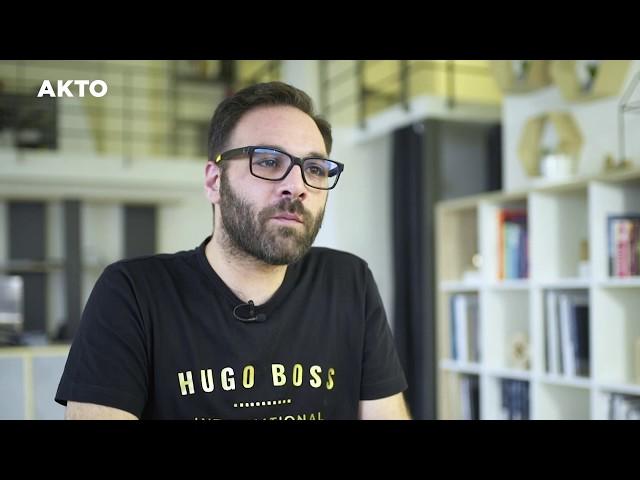 AKTO Stories | Ανδρέας Αρσένης