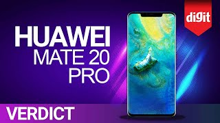 Huawei Mate 20 Pro Review - Most feature packed smartphone of 2018 | Digit.in