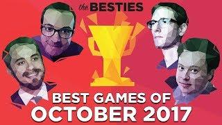 THE BESTIES - Best Games of October 2017
