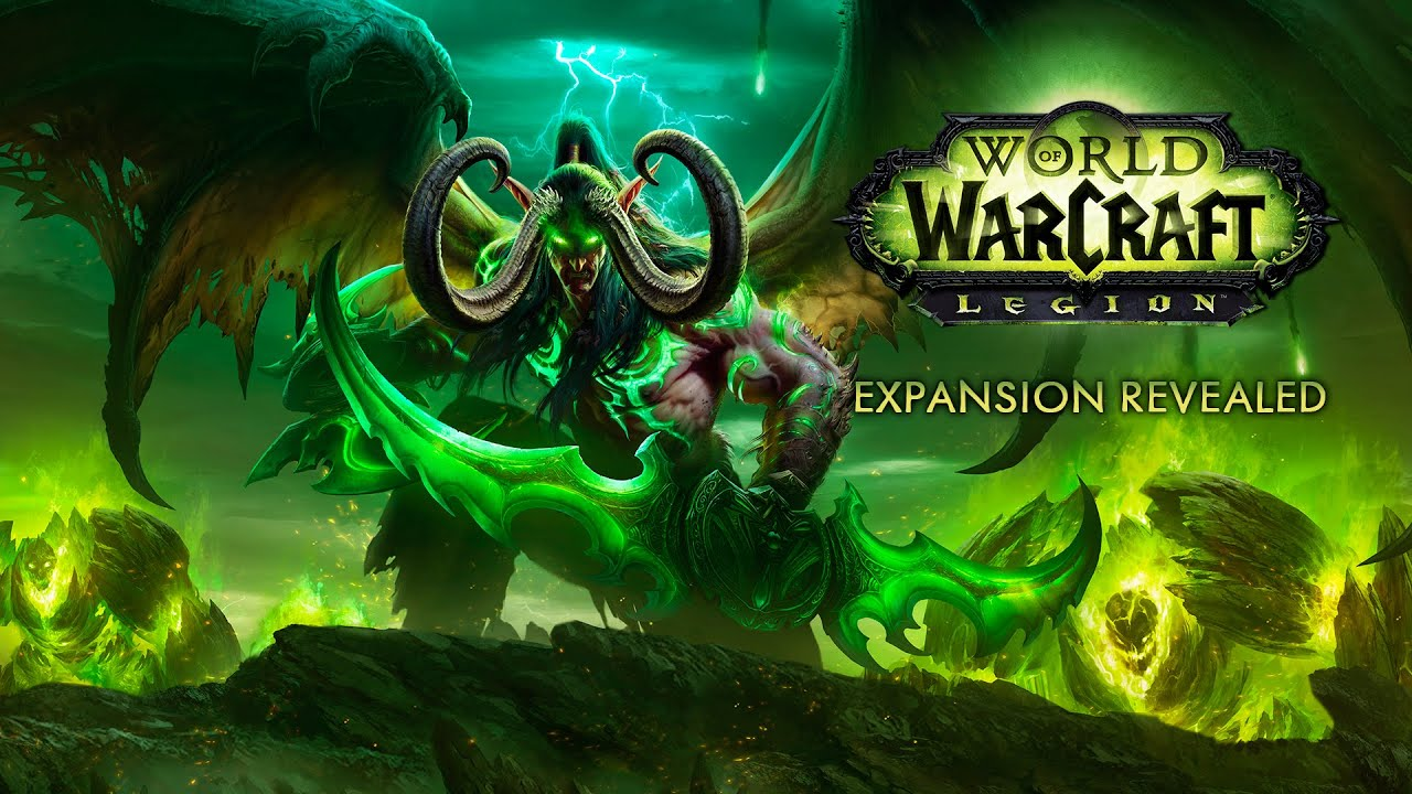 World of Warcraft General (Battle for Azeroth is current expansion