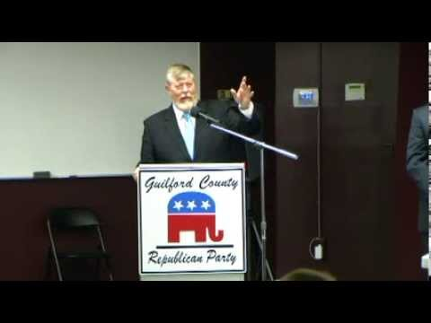 Part 1 of 8 - NC 6th District Candidate Forum - Welcome & Introduction