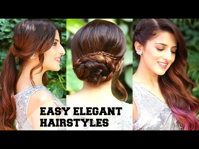 Classy And Sophisticated Hairstyles Indian Girls Will Love
