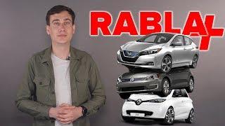 Prea putine masini electrice pentru RABLA PLUS - Cavaleria.ro