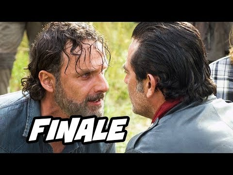 Walking Dead Season 8 Episode 16 Finale - TOP 10 WTF and Season 9 Explained