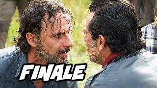 Walking Dead Season 8 Episode 16 Finale - TOP 10 and Season 9 Explained