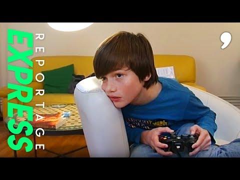 Mon ado est accro aux jeux-videos