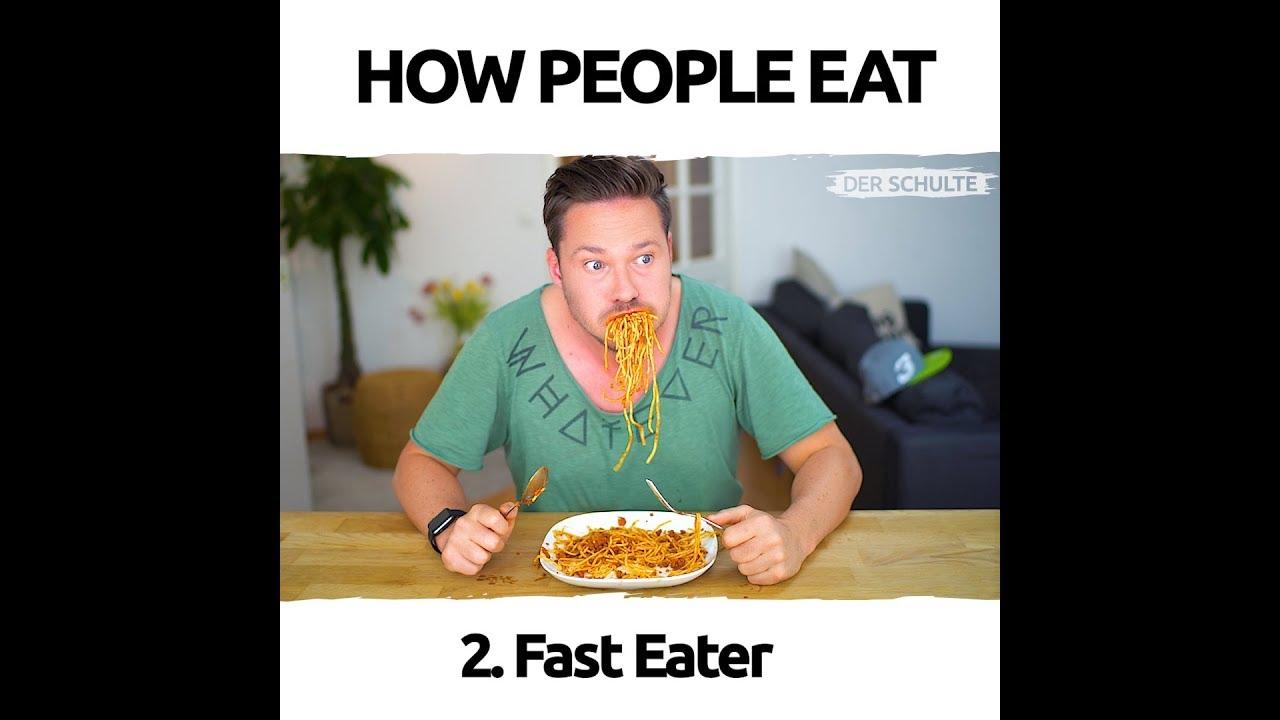 Бавни јадачи, бројачи на калории, Инстаграм зависници: Како јадат различни типови на луѓе?