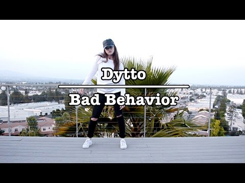 Dytto | Bad Behavior | Popping Animation Freestyle