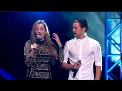 "Michael Seater & Ashley Leggat on ""Count Me In"" Live ..."