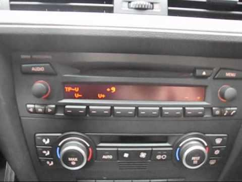 Bmw Professional Radio Quick Review Youtube