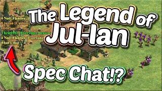 The Legend of Jul-Ian