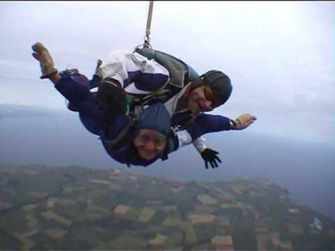 Jonathan Ash Sky Dive, mid-life crisis
