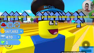 Roblox!! {[| NOOB SIMULATOR|]} Shout out to Joshua James-York!