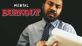 """ASMR Psychologist Roleplay """"Therapy Session for Mental Burnout"""""""