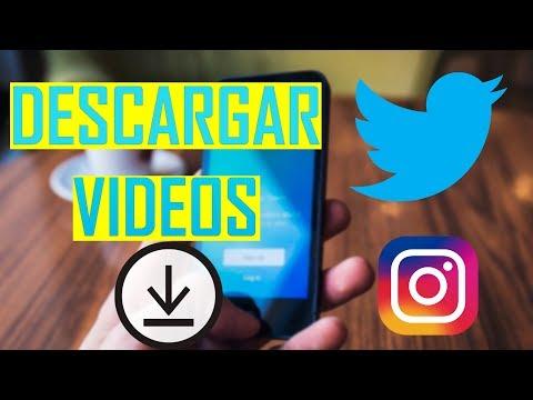 DESCARGAR VIDEOS DE TWITTER y INSTAGRAM | ANDROID