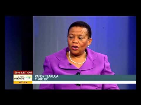 SA expats vote and Tlakula not ready to step down