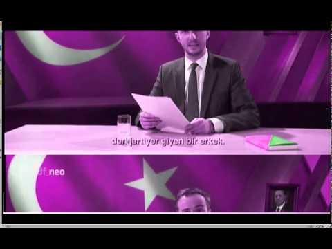 Schmähkritik Böhmermann an Recep Tayyip Erdoğan  Link zu Video