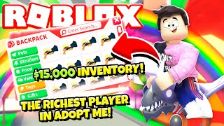 *INSANE!* MY $15,000 INVENTORY in Adopt Me! NEW Adopt Me Aussie Egg Update (Roblox)