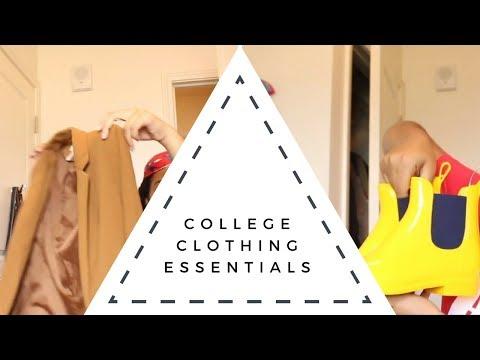 College Clothing Essentials   Georgia State University